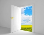 A Porta está fechada ou aberta?