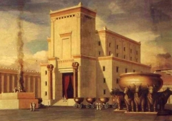 Lições da vida de Salomão 2 - O Templo