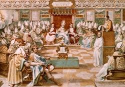 Série Espírito Santo - História do debate sobre a divindade