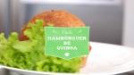 Receita de Hambúrguer Vegetariano de Quinoa
