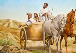 Série Conversão - o etíope
