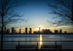 Meditação de por do sol - A urgência do momento