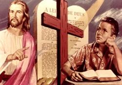Série Salvos pela Graça – a imutável Lei de Deus