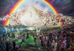 Quando será concedida a imortalidade aos justos?
