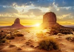 Meditação de por do sol - Paciente perseverança que vale a pena