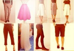 O vestuário e a Inspiração