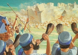 A divisão de Canaã