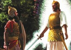 Lição 9 - Deus dirige a conquista