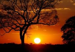Meditação de por do sol - Uma responsabilidade eterna