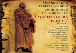 Evento de 500 anos de Reforma Protestante