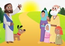 App da Bíblia para Crianças