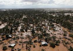 Socorro aos irmãos de Moçambique